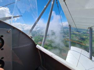 faire un vol en biplan